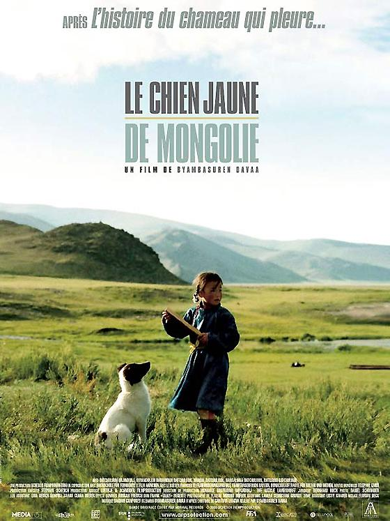 Le chien jaune de Mongolie [FRENCH DVDRiP]