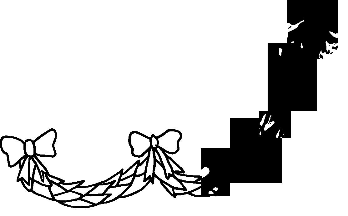 guirlande noel dessin
