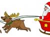 Le traineau du PoZ père Noël