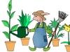 PoZ et ses plantes
