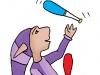 PoZ le jongleur violet