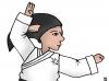 PoZ le karateka