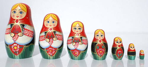 A russian doll sequence 9