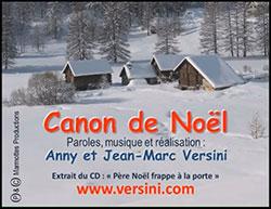Canon de Noël - Versini
