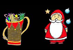 Père Noël dis-moi - Gilles Diss