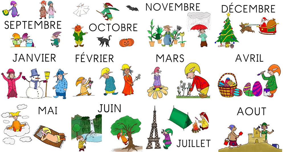Populaire Des affichages cycles 1 et 2 ~ La Classe des gnomes BC38