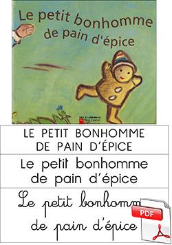 Le Petit Bonhomme De Pain D Epice Ed Pere Castor La Classe Des