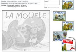 Los Angeles conception adroite énorme inventaire Coloriage Album La Moufle