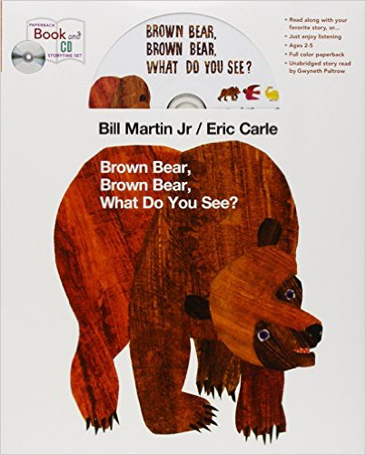 Brown bear what do you see ? - article