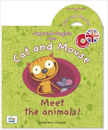 Cat and Mouse meet the animals - article