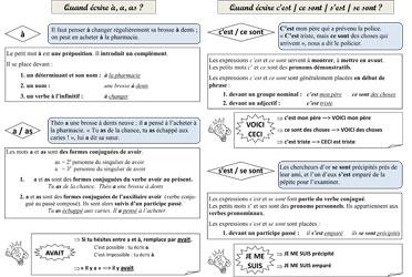 Les homophones grammaticaux la classe des gnomes for Dans homophone