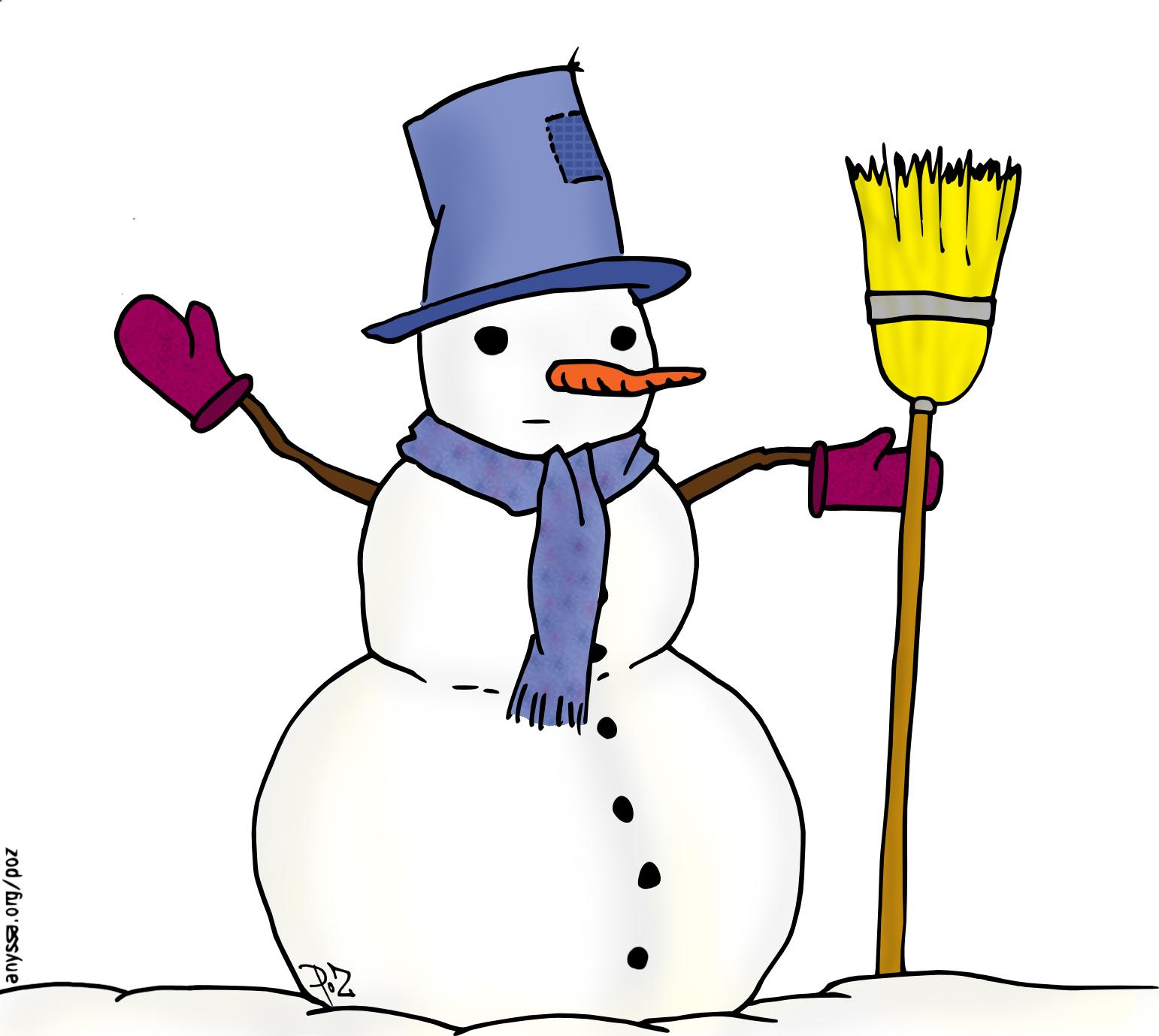 #990058 Les PoZ Préparent Noël ~ La Classe Des Gnomes 6333 décoration noel a fabriquer bonhomme de neige 1542x1379 px @ aertt.com