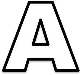 Le pr nom en ms le reconnaitre et le reconstituer la classe des gnomes - Lettres majuscules a colorier ...