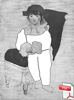 Coloriage Pantin Arlequin.Arlequin En Maternelle Projet Pluridisciplinaire La Classe Des