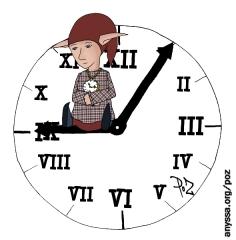 PoZ l'horloger