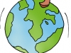 Le globe de PoZ